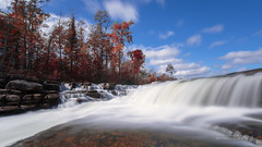 Cascade (Thousand Word Images by Dustin Abbott) Tags: autumn photography dustinabbottnet thousandwordimages comparison adobelightroomcc 2016 river review fotodioxprond1000 petawawa alienskinexposurex pembroke fotodioxpro canon5d4 fotodioxprowonderpanafreearcfiltersystem fullframe withmytamron canoneos5dmarkiv camera ontario adobephotoshopcc tamronsp1530mmf28divcusd eganville canada photodujour dustinabbott ca fourthchute waterfall