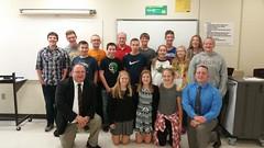 Mr Johnson's Brandon Evansville Freshman Civic Classes