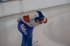 A37W0611 (rieshug 1) Tags: speedskating schaatsen eisschnelllauf skating nkjunioren knsb nkjuniorenallroundafstanden afstanden allround 50010001500massstart demeent alkmaar sportcomplexdemeent juniorenb ladies dames 3000m
