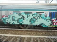 011 (en-ri) Tags: cook mls bb ra myab verde rosso train torino graffiti writing fact moin