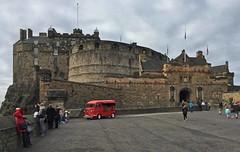Edinburgh Castle - the entrance (Baz Richardson (trying to catch up)) Tags: edinburghcastle edinburgh scotland castles