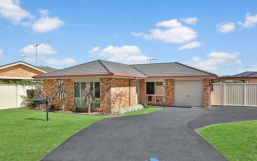 16 Theseus Circuit, Rosemeadow NSW 2560