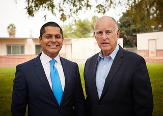 Miguel Santiago is Endorsed by Governor Jerry Brown