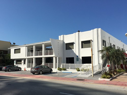 Mid-Century Apartments Surfside 1946 1951 Addition