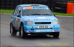 NHMC Cadwell Stages Rally 2016 _0013_20-11-2016 (ladythorpe2) Tags: north humberside mc cadwell stages rally 2016 20th november itspectrum ken sturdy richard wood vauxhall nova