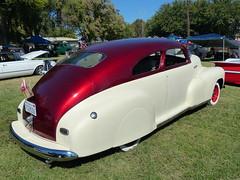 1948 Chevrolet Fleetline (bballchico) Tags: 1948 chevrolet fleetline robertmartinez solowriders billetproof billetproofantioch carshow bomb 1940s