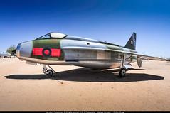 DMA.2014 # RAF Lightning F53 ZF593 awp (CHR / AeroWorldpictures Team) Tags: uk air force english electric lightning f53 msn 95298 zf593 rolls royce avon 301r royal saudi serial 53692 1307 raf british aerospace warner robins afb museum pima space arizona usa 5 squadron f6 dma kdma 1968 samlesbury cold war
