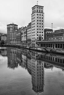Bilbao Rascacielos de Bailén