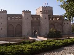 Aljafería (Cristina Ovede) Tags: edificio palacio aljafería zaragoza olympus olympusphotography