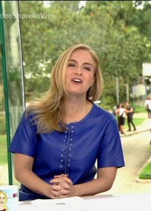 """Globo recorre a Huck e Angélica para apresentar o """"Vídeo Show"""""""