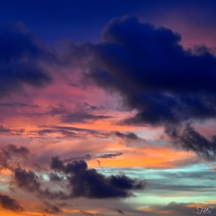 FLORIDA SKYSCAPE  3 (HiS***PhotoArt) Tags: sky outdoor clouds palmbeach florida skyscape floridaskyscape ngc