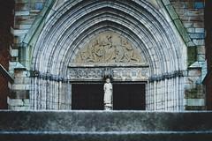 (c) Wolfgang Pfleger-8897 (wolfgangp_vienna) Tags: uppsala sweden schweden skandinavien church dom kirche portal eingang entry gotisch gotic eriksdom