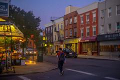 Morning Walk (street level) Tags: morning bedfordavenue brooklyn williamsburg newyorkcity nyc streetphotography cityscape nikon gothamist