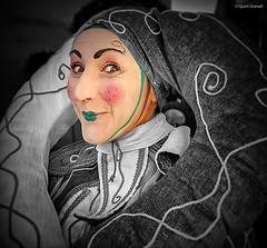 (2399) SPLASH - Fira Medieval de Mascarell (QuimG) Tags: retoc retoque retouch portrait retrat splash olympus quimg quimgranell joaquimgranell afcastelló specialtouch obresdart