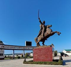 Grozny 4 (Alexxx1979) Tags: 2016 autumn chechenrepublic chechnya city grozny monument november russia