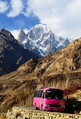 Pinky & Lady Finger (Fareed Gujjar - Next Mount Everest April 14) Tags: ladyfinger northpakistangilgitbaltistanduikarthetrekkerzthetrekkers