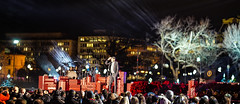 2016.12.01 Christmas Tree Lighting Ceremony, White House, Washington, DC USA 09302-2