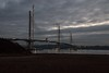 New Forth Crossing, December 2016 34 (Bill Cumming) Tags: fife forth riverforth newqueensfewrrycrossing bridge sunset gloaming