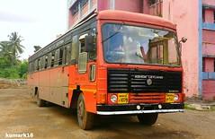 Borivali ➡ Rajapur (kumark9702) Tags: msrtc st