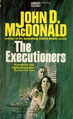 Novel-The-Executioners-by-John-D-MacDonald (Count_Strad) Tags: johndmacdonald mystery novel softcover artworkart