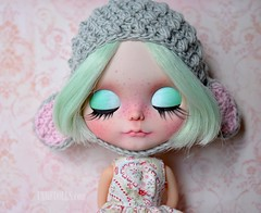 ADOPTED - Memmi (ooak custom neo blythe doll)