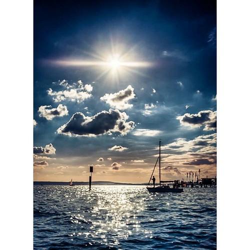 Ideal summer scenery #ribcruises #boat #rentaboat #greekislands #sun #summer #sea