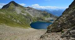Pizzo Pecian 2662m [T3] e Laghi di Chiera 2361m  da Somprei 1848m (Photo by Lele) Tags: lago ticino di svizzera cima croce pizzo laghi leventina laghetti chiera pecian somprei