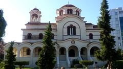 Orthodox Church (Genti_B) Tags: street summer architecture buildings europe samsung august balkans albania balkan durres 2015 durazzo samsungs4