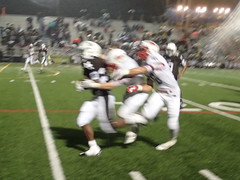 "Mount Carmel vs. St. Rita September 18, 2015 • <a style=""font-size:0.8em;"" href=""http://www.flickr.com/photos/134567481@N04/20917689673/"" target=""_blank"">View on Flickr</a>"