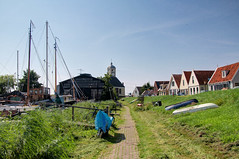 Durgerdam Harbour (ragingr2) Tags: amsterdam durgerdam noordholland waterland ransdorp landelijknoord