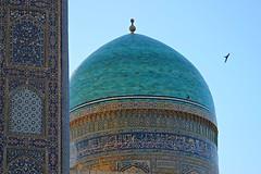 Buchara (nadjamh) Tags: travel architecture culture mosque uzbekistan buchara