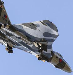 Avro Vulcan XH558 (urkyurky) Tags: delta b2 vulcan bomber avro vbomber avrovulcan tintriangle