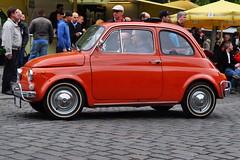 Fiat Nuova 500L (1957-1975) (Transaxle (alias Toprope)) Tags: auto show berlin classic cars beautiful beauty car design amazing nikon classiccar power antique coche soul carros classics carro bella autos powerful classiccars coches styling clasico toprope d90 bellamacchina