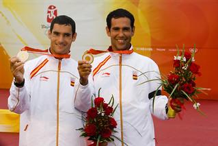 El campeón olímpico Fernando Echávarri competirá en la Regata Rey Juan Carlos I El Corte Inglés Master 2015