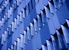 Windows (nickriviera73) Tags: kodak retina reflex film filmscan 35mm architecture pattern window italy milan dynarex voigtlander abstract geometric texture diagonal outdoor