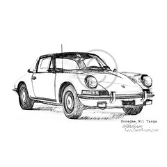 Porsche 911 Targa Pencildrawing by www.autozeichnungen.net (photography.andreas) Tags: white art illustration pencil print graphicdesign sketch drawing background fineart digitalart whitebackground graphicdesigner pencildrawing hintergrund zeichnung weiser 365days 365project weiserhintergrund dailysketchchallenge artistsontumblr 3652015 linedrawingstockimages 365dailysketches