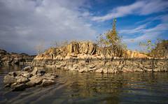 Banks Lake 2 (kinkbmxco) Tags: climbing bankslake deepwatersoloing