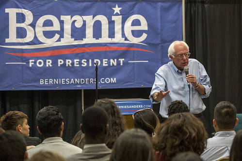 Bernie Sanders for President by Phil Roeder, on Flickr