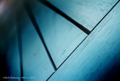 Table (rhfo2o - rick hathaway photography) Tags: blue abstract canon westsussex perspective barbeque bognor gardentable canoneos7d rhfo2o