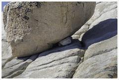Ouch! (karith) Tags: mountain rock boulder yosemite olmsteadpoint karith getoffmeyoubigoaf iwillsquashyoupipsqueak canrockstalk