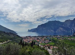 Lake Garda (Martin M. Miles) Tags: italy genevaconvention trentino redcross lakegarda altoadige southtyrol lagodigarda gardasee rivadelgarda suedtirol nago henrydunant trentinoaltoadige trentinosuedtirol battleofsolferino amemoryofsolferino