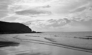 Newquay on the horizon.Silvermax Pyro HD