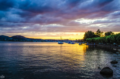 _DSC0047 (kartikeyagarg) Tags: travel sunset lake beautiful switzerland nikon explore lucerne