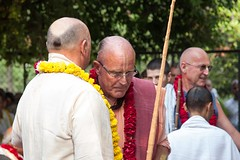 IMG_5478 (iskconmonk) Tags: festival prabhupada swami kartik prabhu brahmananda vrindavan iskcon swamiji sanyasi goshala iskconvrindavan