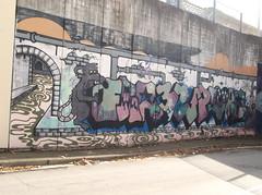 400 (en-ri) Tags: muro topo wall writing mouse graffiti rat pisa arrow fogne fra32 peoro marrpne