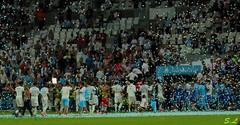 L'quipe ! (Sandrine_L) Tags: sport football marseille om stade juventus