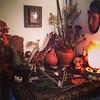 Altar Alchemy (Belladonna Frostwych) Tags: plant field woodland blessings witch earth seasonal altar samhain fairy witchcraft alchemy sacredspace druidcraft celticmagic