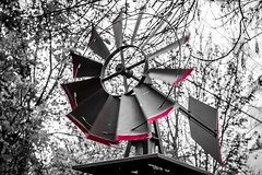 Southerly winds (carolea2014) Tags: wind weathervane activeassignmentweekly bestofweek1 bestofweek2 bestofweek3 bestofweek4