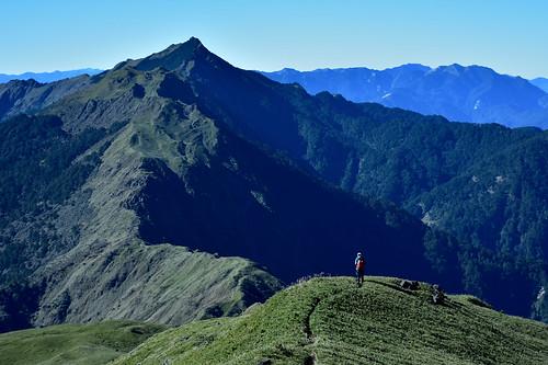 能高越嶺步道-南華山下光被八表