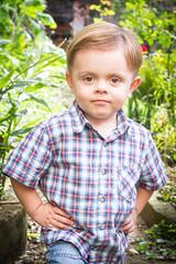 Guilherme (Rampager) Tags: portrait canon eos kid sigma elias 7d otávio guilherme 30mm